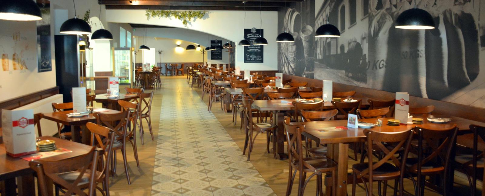 Restaurace Kyjovský Pivovar