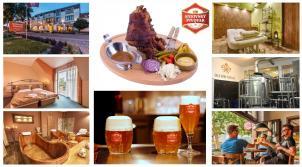 ZVÝHODNĚNÝ letní pobyt s lázní a neomezenou konzumací piva