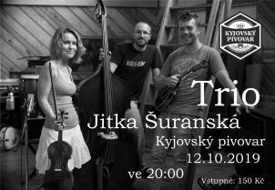 Koncert Jitka Šuranská Trio