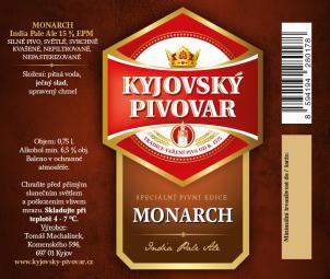 Pivní premiéra - únor Gladiátor - Doppelbock - světlý speciál 19% EPM