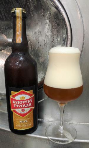 Pivní premiéra - ŽÍTEK 11%